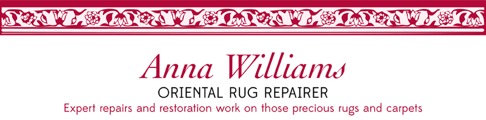 Oriental Rug and carpet repairs